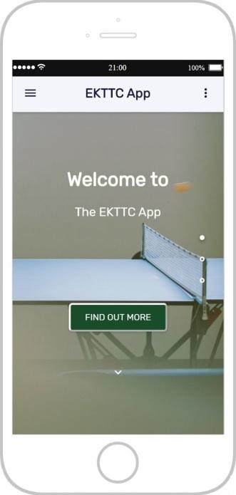 App Front screen